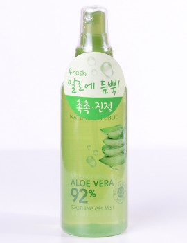Мист для лица с экстрактом Алоэ Вера Aloe Vera Nature Republic 95 мл