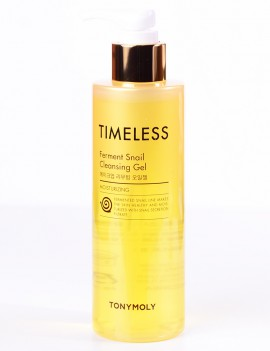 Очищающий гель Tony moly Timeless Ferment Snail Cleansing gel
